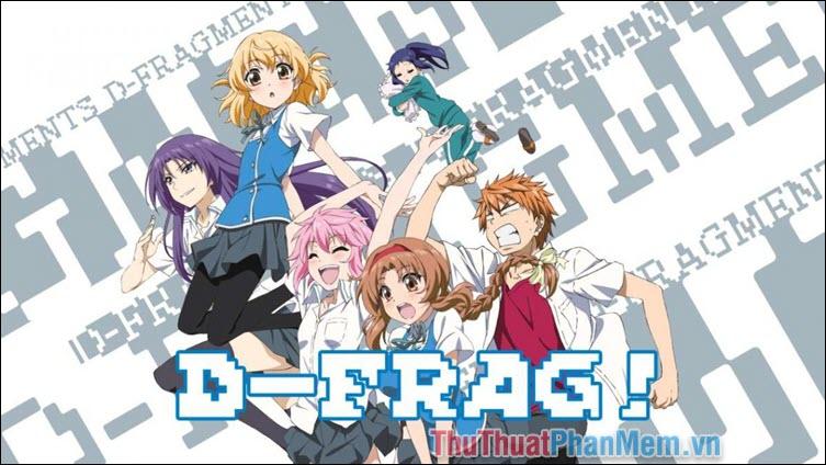 D-Frag – Mảnh ghép số phận (2013)