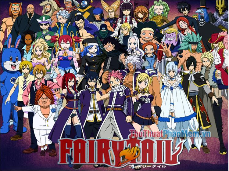 Fairy Tail – Hội pháp sư (2009)
