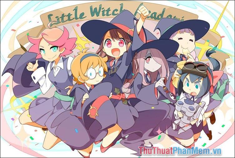 Little Witch Academia – Học viện phù thùy thủy nhỏ (2017)