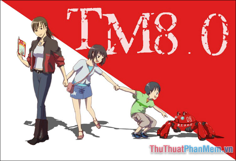 Tokyo Magnityde 8.0 (2009)