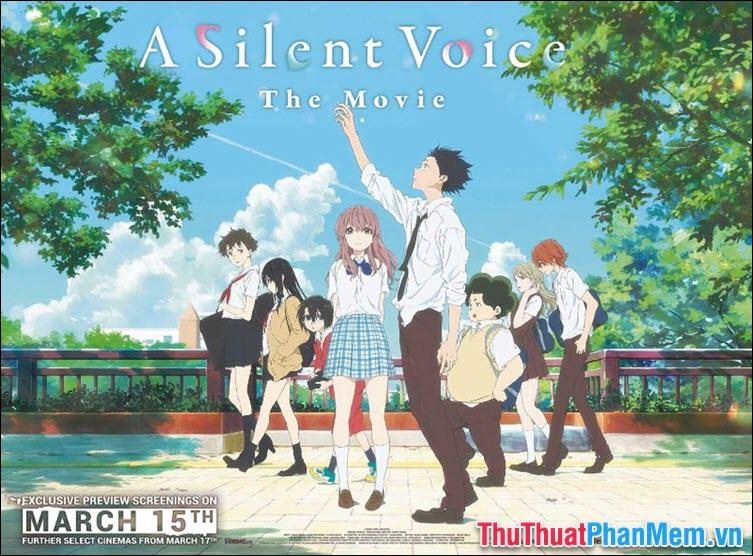 A Silent Voice – Dáng hình thanh âm (2017)
