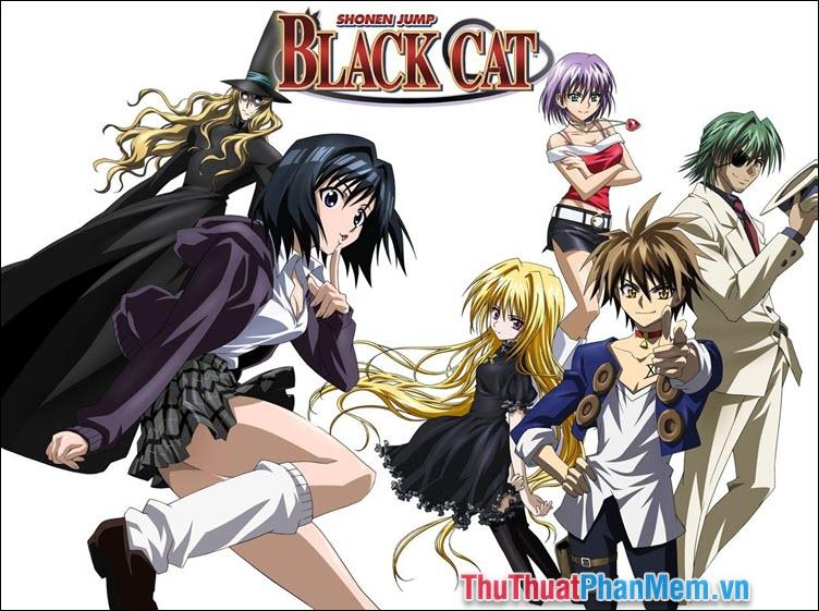 Black Cat – Thám tử mèo đen