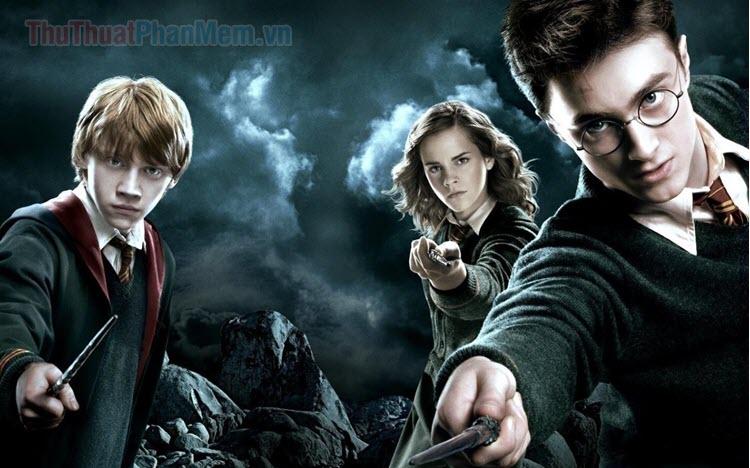 Danh sách các câu thần chú trong Harry Potter