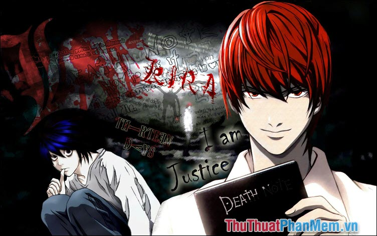 Death Note (Cuốn sổ tử thần)