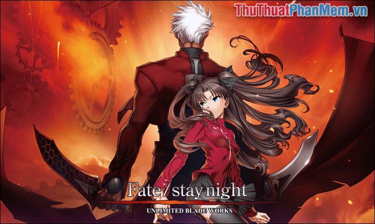 Fate Stay Night Unlimited Blade Works – Chén thánh
