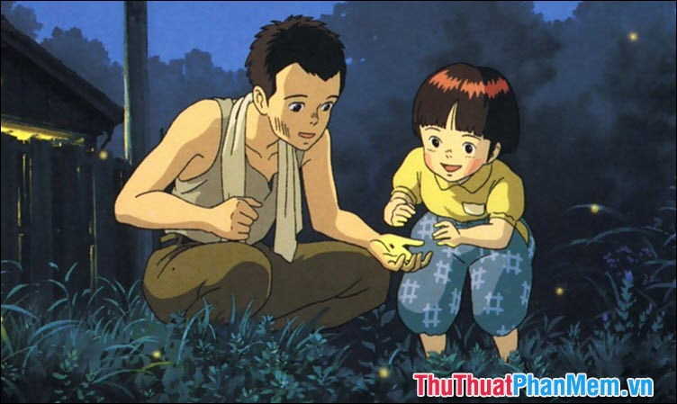 Hotaru no haka – Mộ đom đóm (1988)