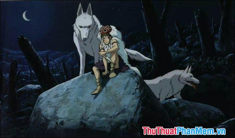 Princess Mononoke – Công chúa Sói (1997)
