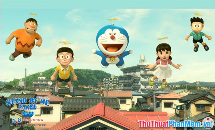 Stand By Me Doraemon – Đôi bạn thân (2014)