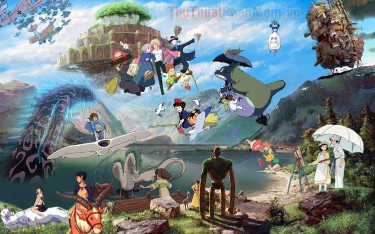 Top những bộ Anime chiếu rạp hay nhất