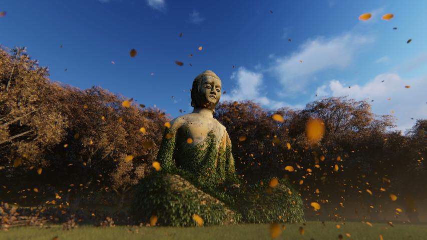 Ảnh Phật 3D ấn tượng