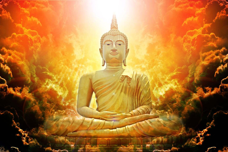 Ảnh tượng Phật 3D đẹp