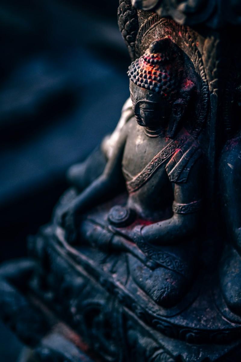 Ảnh tượng Phật cổ