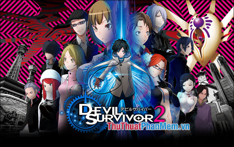 Devil Survivor 2 – Ác quỷ sống sót (2013)