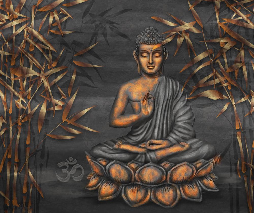 Hình ảnh tượng Phật 3D