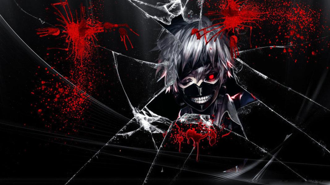 Hình anime Kaneki Ken đẹp và độc