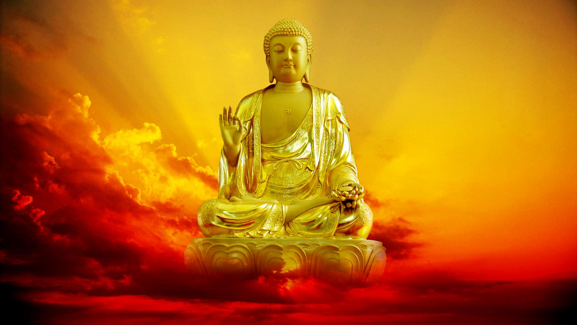 Hình tượng Phật 3D cực đẹp