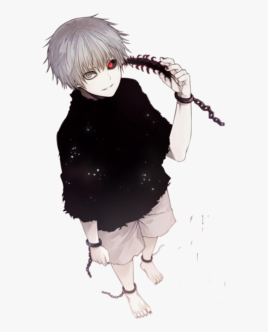 Hình vẽ Kaneiki Ken lúc bé