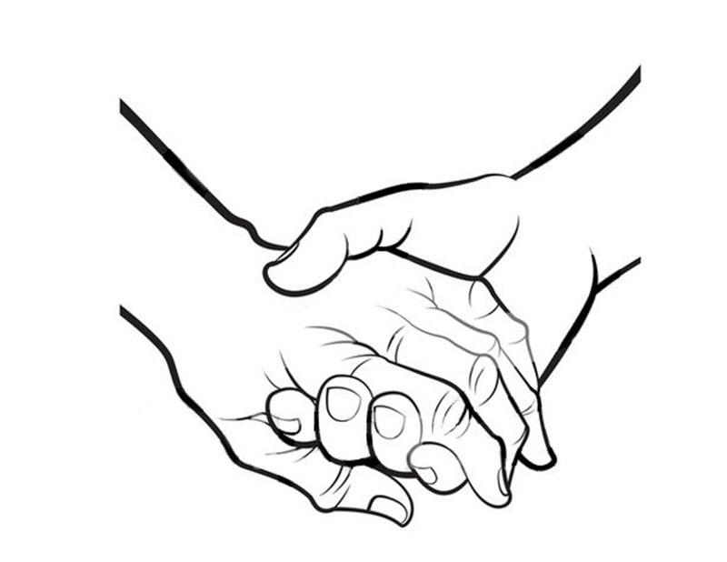 Tranh tô màu cầm tay