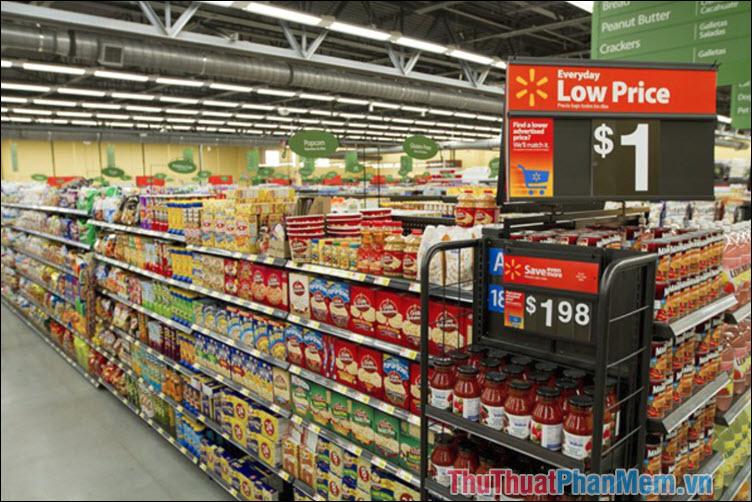 Walmart bán gì