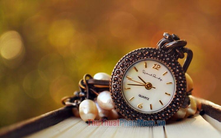 Ảnh đồng hồ đẹp