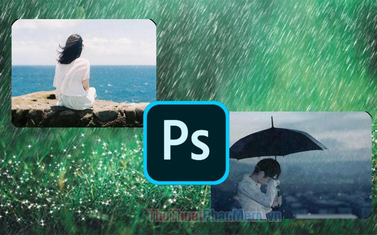 Cách bo tròn góc ảnh trong Photoshop