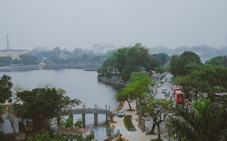 Hình nền Hà Nội - Ha Noi Wallpaper