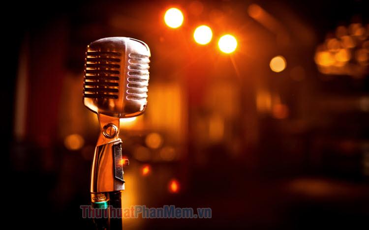 Background karaoke