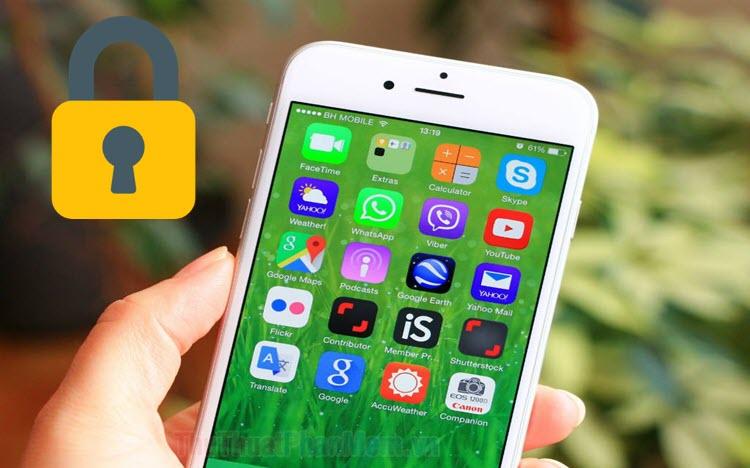Cách khóa ứng dụng bất kỳ trong iPhone bằng cách giới hạn thời gian sử dụng