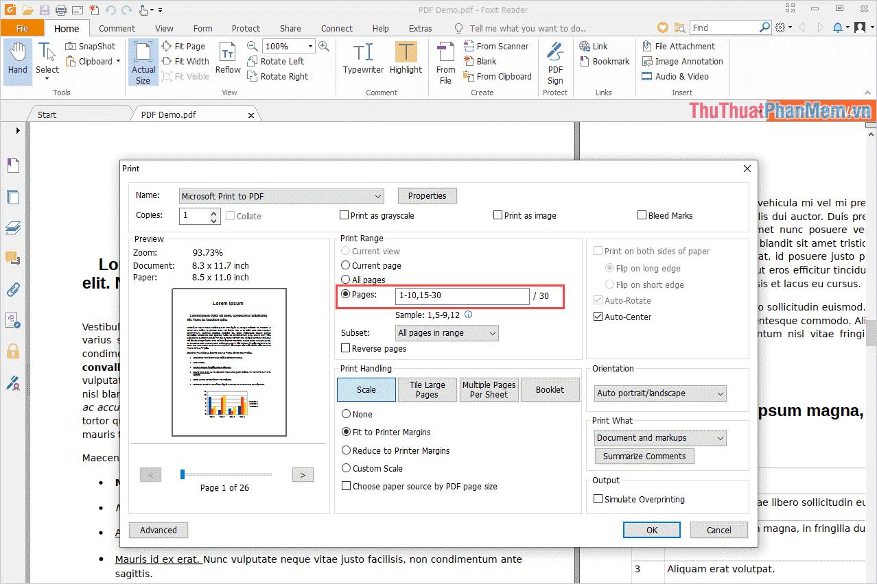 Bạn chọn OK để lưu lại file PDF đã cắt trang