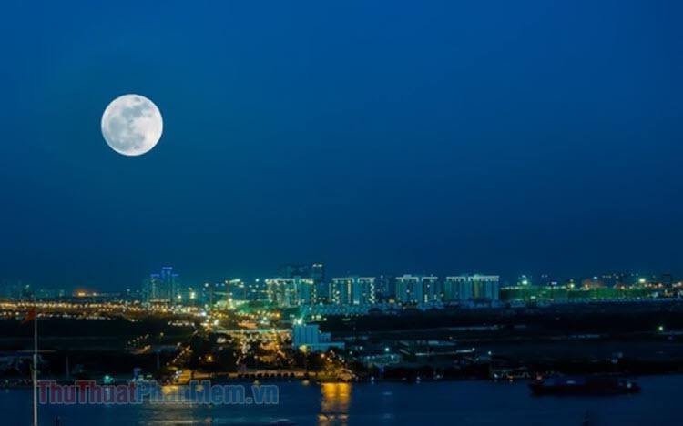 Hình ảnh buổi tối đẹp