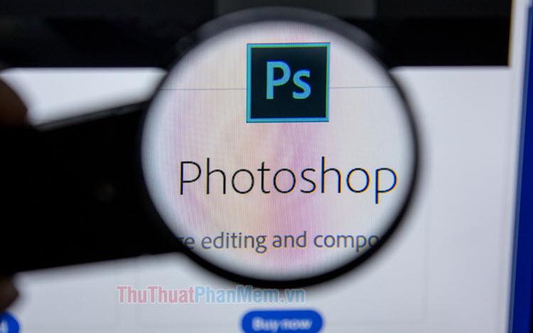 Phím tắt zoom trong Photoshop
