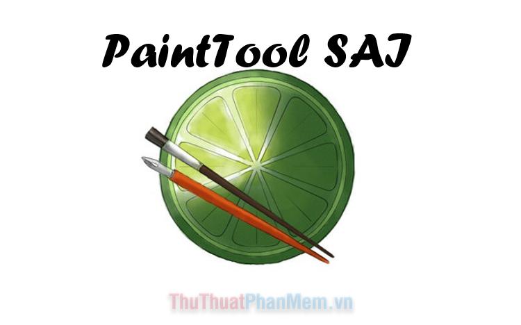 Cách sử dụng PaintTool SAI