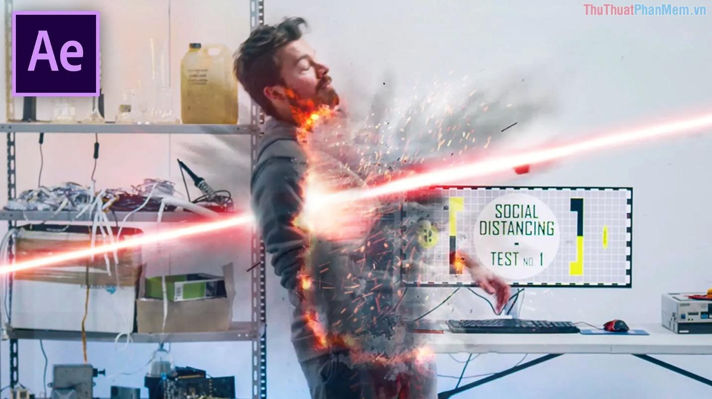 Ứng dụng của After Effect trong ngành VFX – kỹ xảo điện ảnh