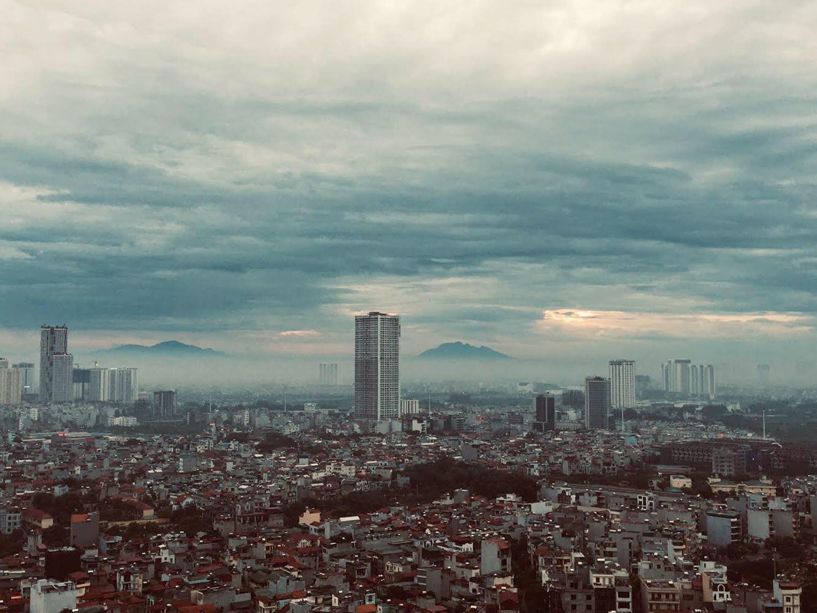 Ảnh nền thành phố Hà Nội