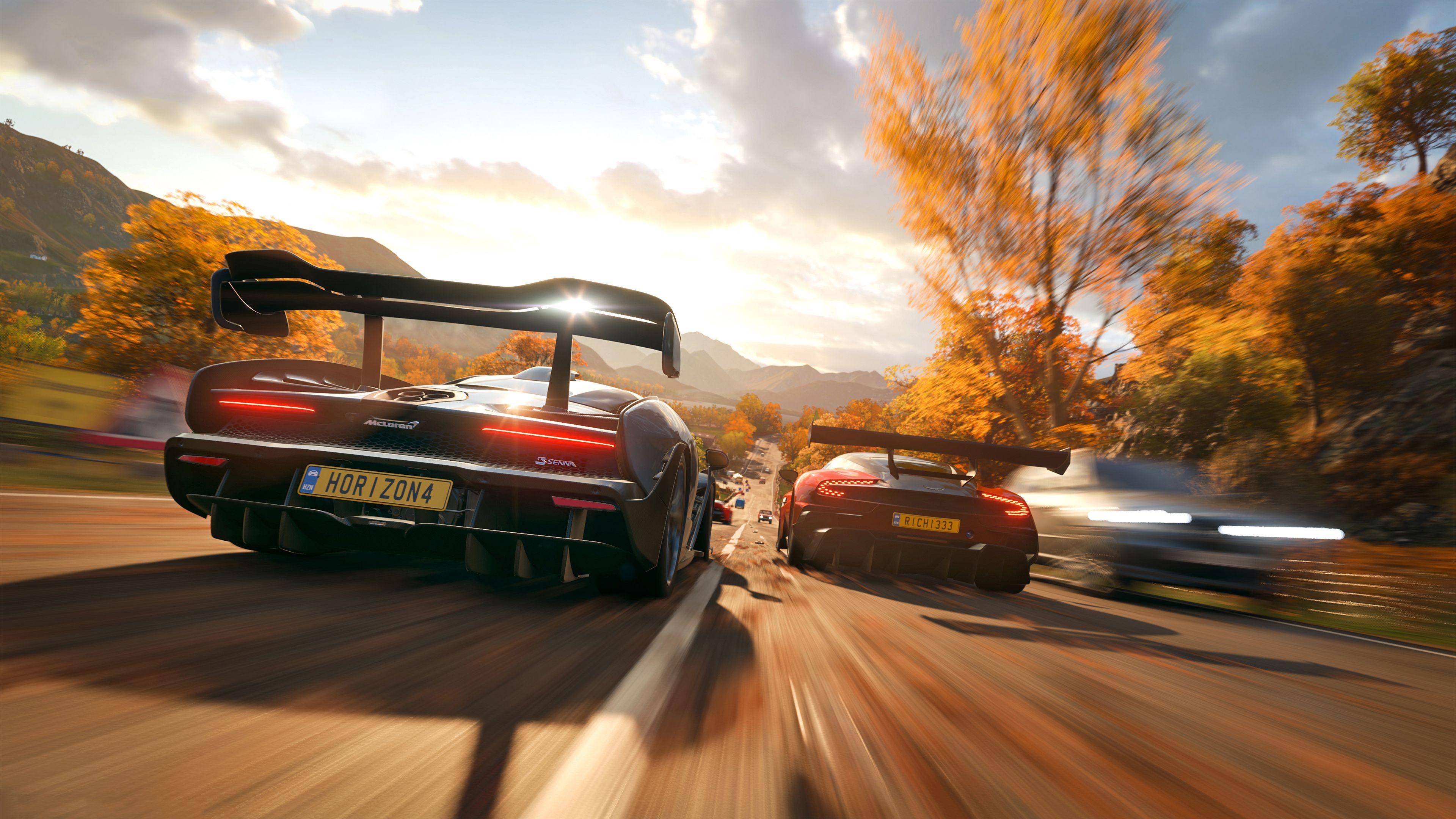Hình nền game đua xe