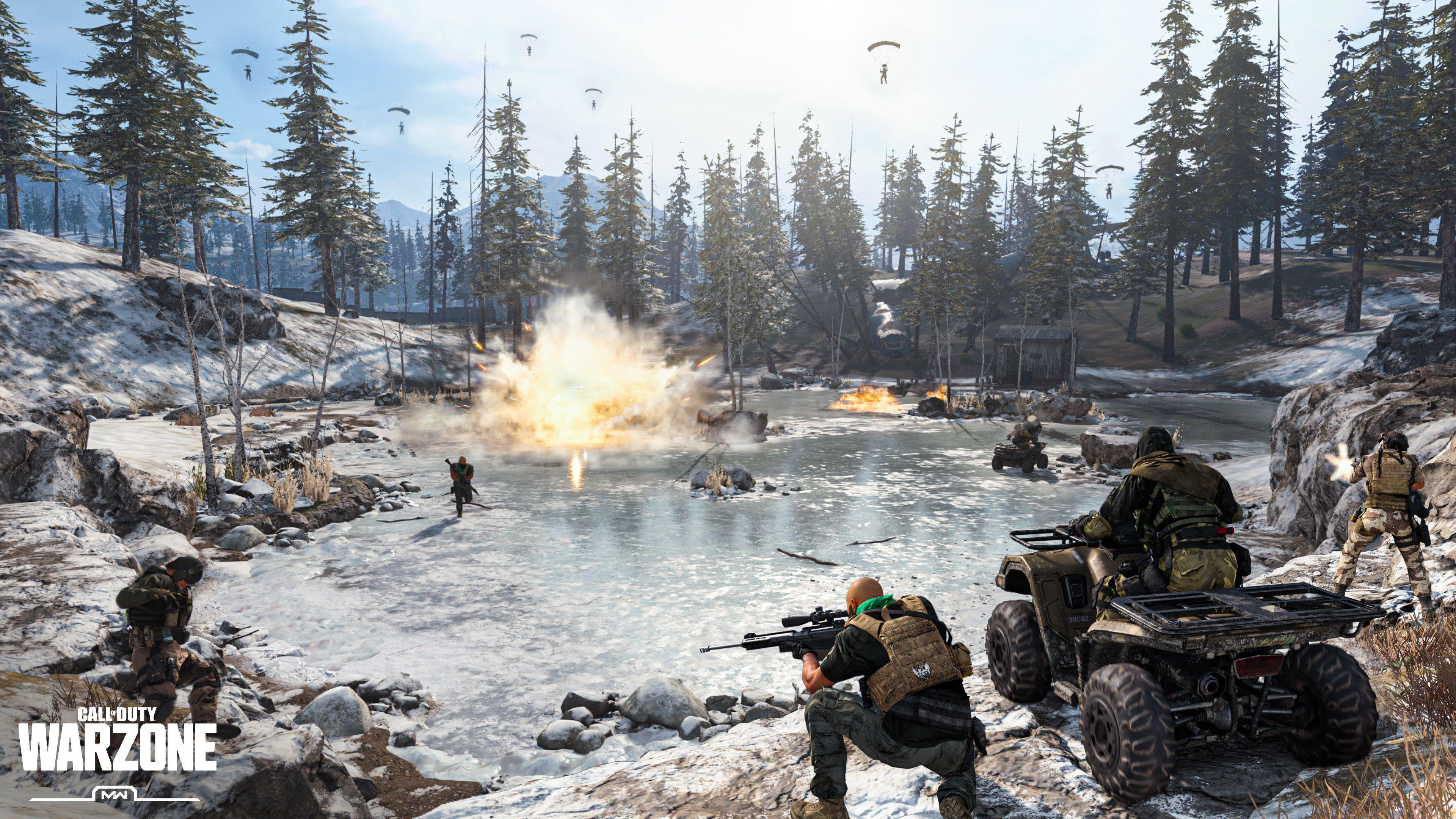 Hình nền game FPS