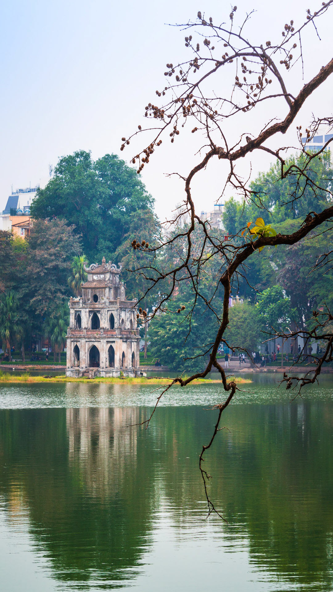 Hình nền Hồ Gươm Hà Nội