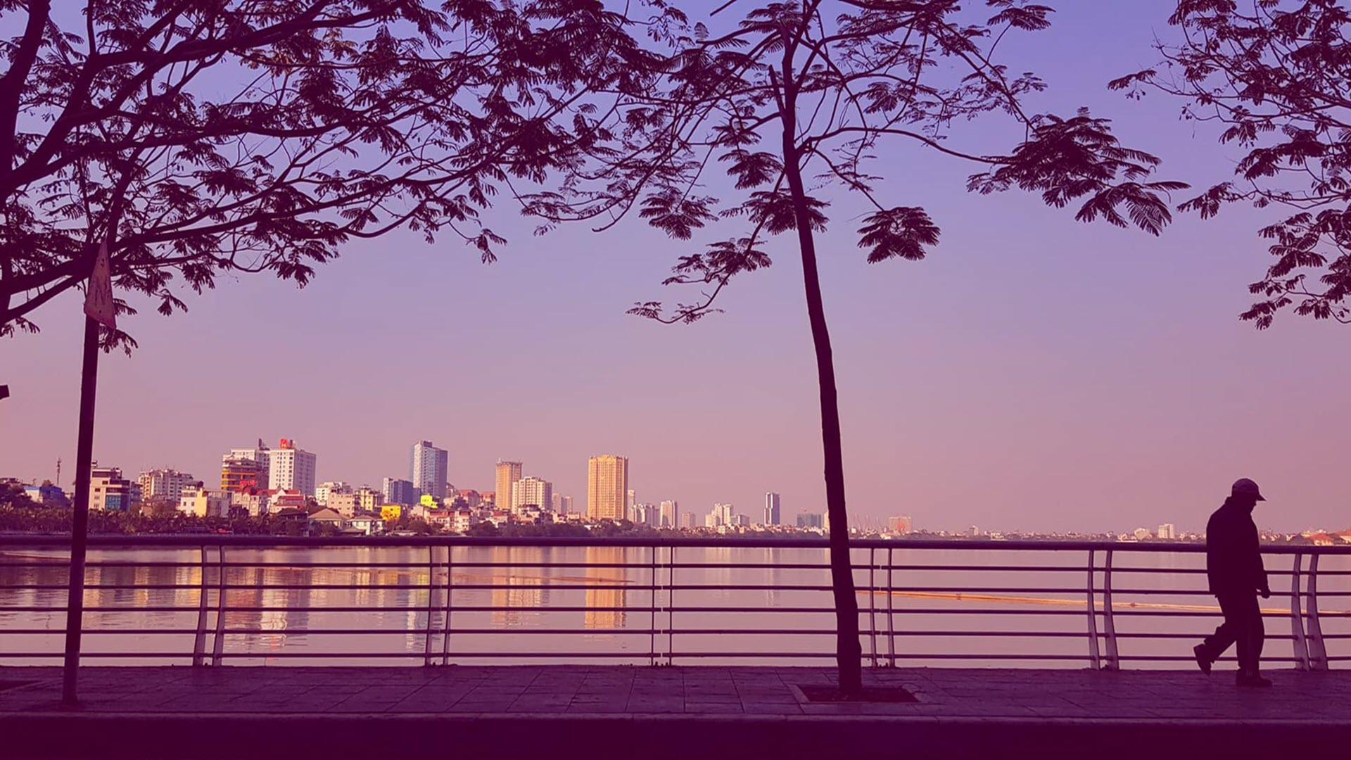 Hình nền Hồ Tây Hà Nội