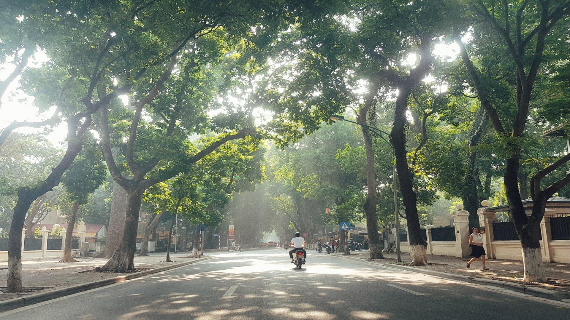 Hình nền phố Hà Nội