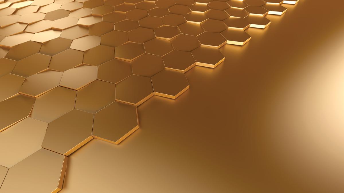 Ảnh background vàng đồng