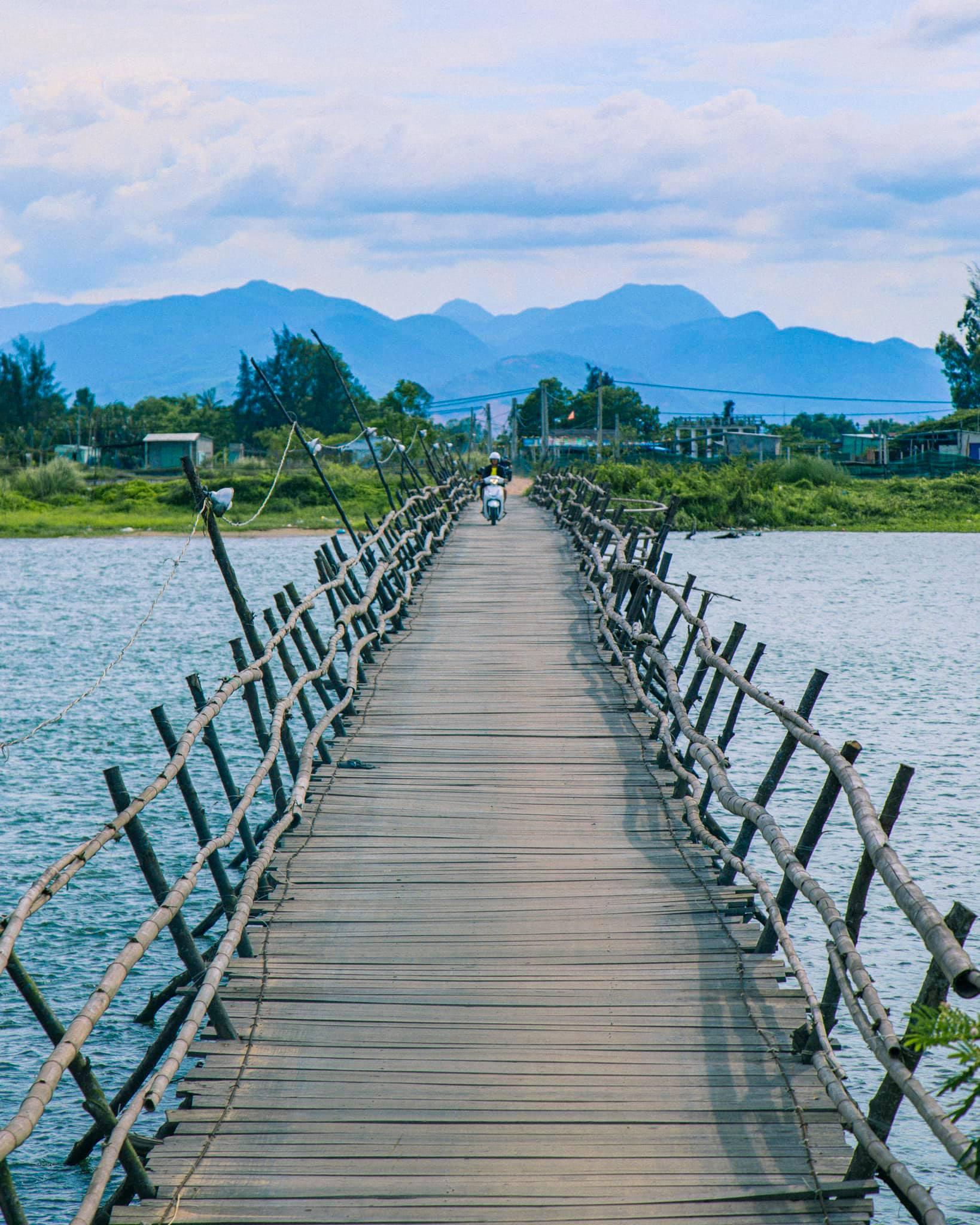 Ảnh đẹp cầu gỗ Việt Nam
