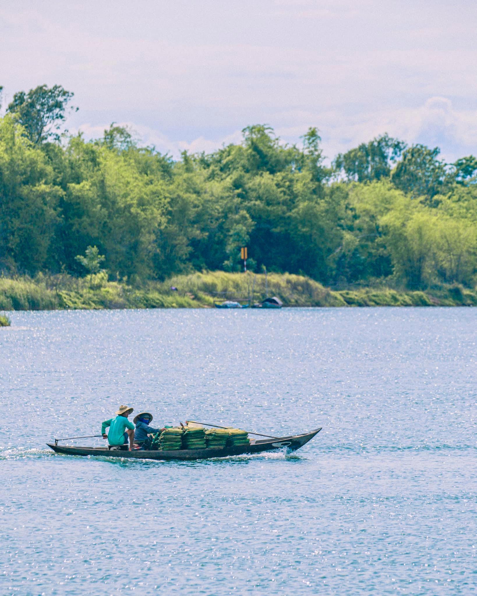 Ảnh đẹp thiên nhiên vùng sông nước