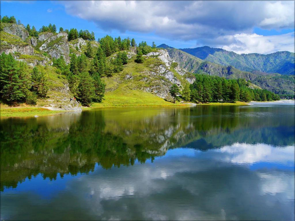 Ảnh sông núi đẹp