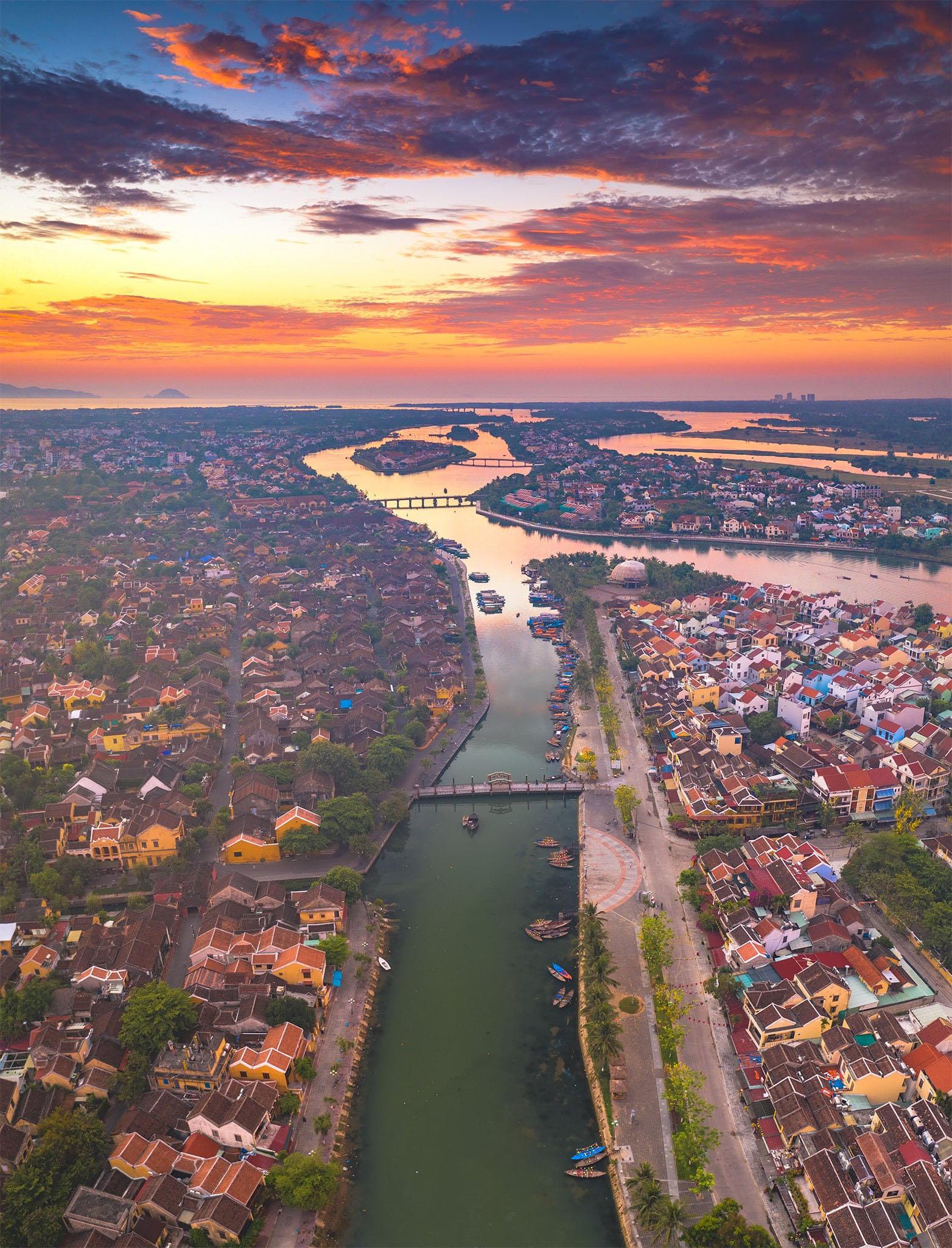 Ảnh thiên nhiên Việt Nam buổi sáng