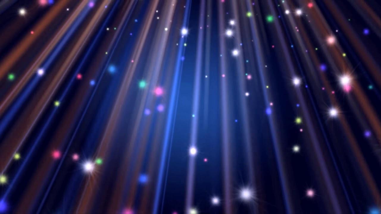 Background ánh sáng đèn nháy