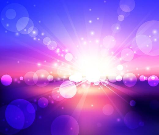 Background ánh sáng lấp lánh