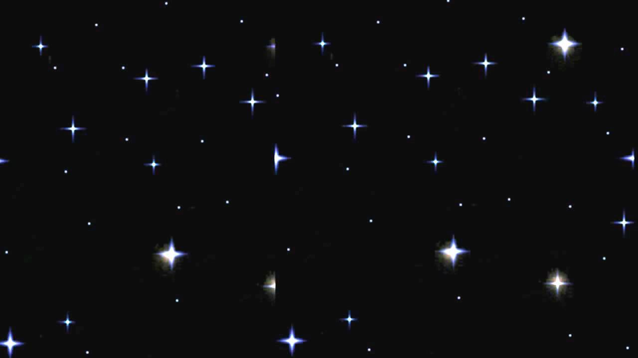 Background ánh sáng ngôi sao