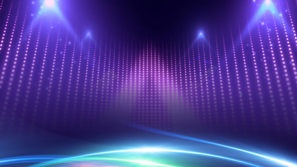 Background ánh sáng sân khấu