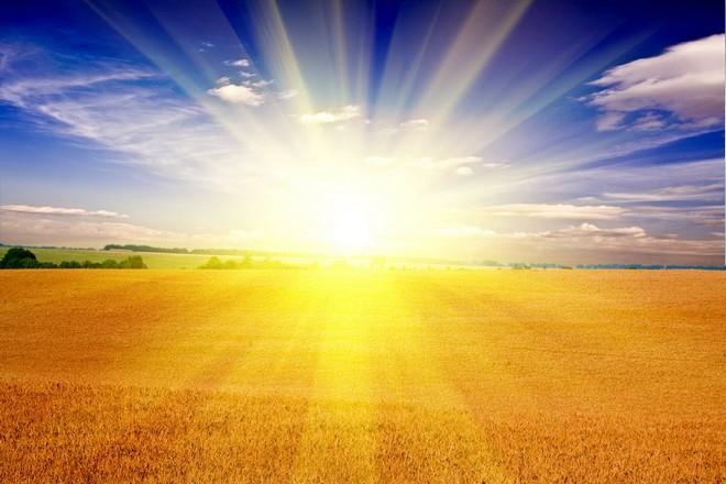 Background ánh sáng tự nhiên