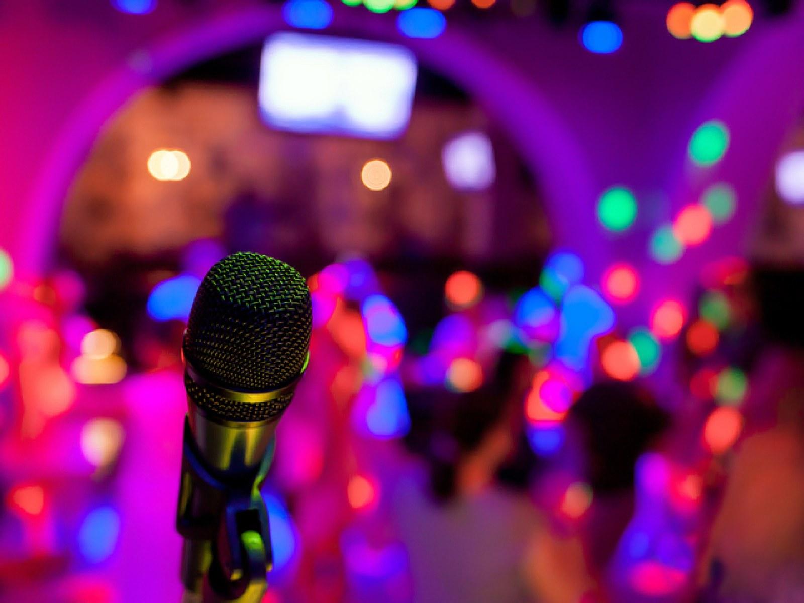 Background cho phòng hát karaoke